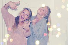 i wish i had a sister :((