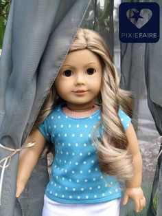 "Fairytale Canopy -- 18"" doll sized hideout tutorial on PixieFaire 