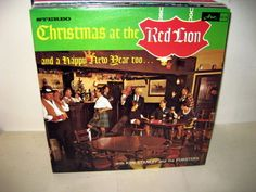 Ken Stanley And The Pubsters - Christmas At The Red Lion CANADA 1969? Lp vg++