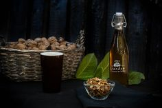 Walnusssirup selber machen - Leckerer Kaffeesirup - Kreavida