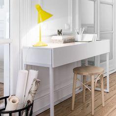 Console bureau, 2 tailles, newark La Redoute Interieurs | La Redoute