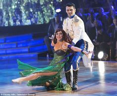 Donald Trump's ex-wife Marla Maples gets eliminated from Dancing With The Stars | Daily Mail Online