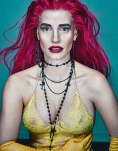 The Most Provocative Fashion Images of 2015 - -Wmag
