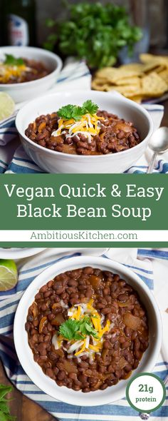 ... about Soups on Pinterest | Black bean soup, Stew and Tortellini soup