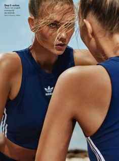 Karlie Kloss Poses in Sporty Chic Looks for Vogue Paris June-July 2019 Karlie Kloss, Vogue Paris, Sport Editorial, Editorial Fashion, Sport Fashion, Fashion Photo, Mod Fashion, Fashion Women, Style Fashion