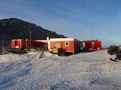 Troll research station Antarctica. Norway Forest, Norway Nature, Norway Food, Sweden Travel, Norway Travel, Costa, Troll, Norway Places To Visit, Norway Beach