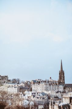 "definitelydope: "" Edinburgh By Daniel Farò """