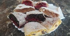 Crepes And Waffles, Pancakes, Hungarian Recipes, Hungarian Food, Strudel, Fudge, Food And Drink, Dessert Recipes, Pie