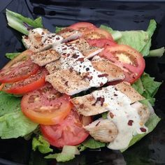 Ideas para un cena fitness Healthy Menu, Healthy Salad Recipes, Veggie Recipes, Diet Recipes, Vegetarian Recipes, Healthy Eating, Breakfast Healthy, Recipies, Comidas Fitness