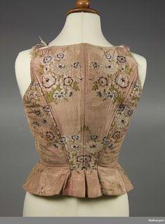 Bilderesultat for regels i splitt 18th Century Dress, 18th Century Clothing, 18th Century Fashion, Corset Pattern, Victorian Costume, Baroque Fashion, Mode Vintage, Textiles, Vintage Outfits