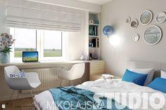Sypialnia jak ze snu - zdjęcie od MIKOŁAJSKAstudio - Sypialnia - Styl Nowoczesny - MIKOŁAJSKAstudio