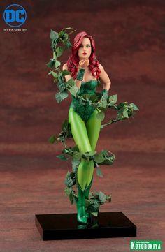 Poison Ivy ArtFX+ Statue From Kotobukiya