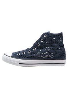 Damen Converse CHUCK TAYLOR ALL STAR Sneaker high navy