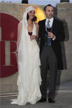 Ludwika paleta vestido de novia