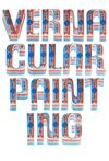 Vernacular Painting by Gijs Frieling, Job Wouters Ruth Noack Design Typography, Typography Letters, Typography Logo, Letters And Numbers, Love Letters, Types Of Lettering, Hand Lettering, Type Posters, Design Poster