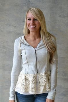 Piace Boutique - Walk in the Clouds Jacket, $68.00 (http://www.piaceboutique.com/walk-in-the-clouds-jacket/)