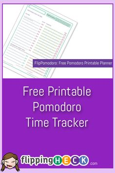 If you're looking for a simple solution to track your time using the pomodoro technique then look no further! This post covers what the pomodoro technique is, how it works, its benefits and also includes a free download to help you keep track of your tasks.