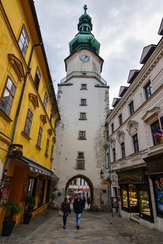 Tower Stand, Bratislava Slovakia, One Day Trip, Ways To Travel, National Museum, Walking Tour, Old Town, Budapest, Places Ive Been