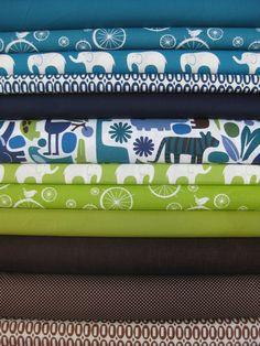 Love this Fabricworm custom Bundle of Safari!