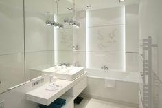 5 najlepszych pomysłów na oświetlenie łazienki   #interiordesign #2016trends see more: dom-wnetrze.com