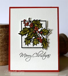 52 {Christmas} Card Throwdown: Winner for August Pick A Previous Sketch Challenge