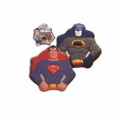 Superman Batman Pan