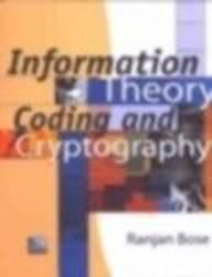 Information Theory Coding And Cryptography (Paper Back)