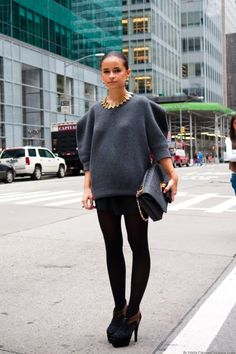 Paris I'm Coming: Miroslava Duma's Style