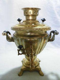 Electric tea maker Elektrischer Teekocher von nostalgiehauscom