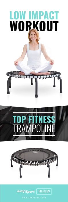 The first trampoline I ordered was the 570 PRO. I have enjoyed it so much.that I bought the smaller one also! They are great mini-trampolines and really give you a great workout. I own a Bellicon also. Fitness Motivation, Fitness Diet, Health Fitness, Health Club, Yoga Fitness, Easy Fitness, Senior Fitness, Exercise Motivation, Fitness Tracker
