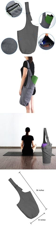 Fit all Mats Yoga Mat Gym Bag Large Yoga Mat Bag Yoga Mat Bag Tote Carrier