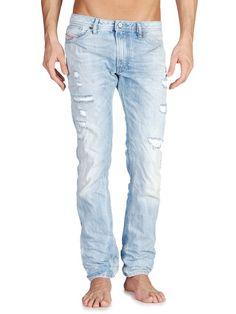 Diesel men's skinny jeans