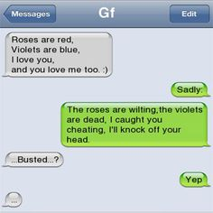 Funny Texts Messages of the Day