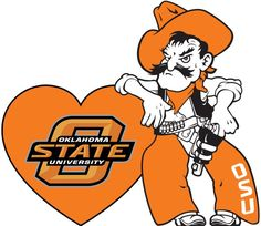 Oklahoma State CowboysOklahoma StateMore Great Ideas! More Pins Like This At FOSTERGINGER @ Pinterest