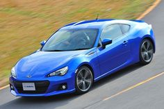 Subaru announced today that the starting price of its much anticipated BRZ sports car at NY Auto Show