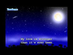 Blue Night with Lyrics - Michael Learns To Rock