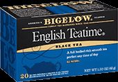 English Teatime is one of my favorite Bigelow teas!