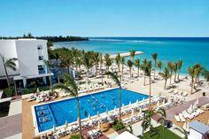 Riu Palace Jamaica is an adults only honeymoon resort on the Caribbean island of Jamaica.