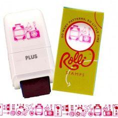 Rolli Cameras Airplanes & Suitcases