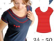 eBook AnniNanni Basic Schnitt 8 schnelles Shirt