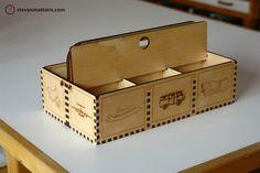 Steven Mattern Design + Build - Containers