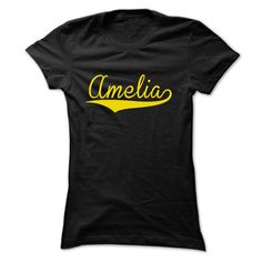 (Greatest Offers) Are You an Amelia? This shirt is for you! - Gross sales...