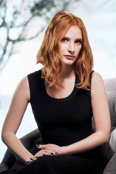 Jessica Chastain- would be perfect as a younger version of Milly's mother.