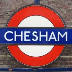 Guide to Chesham Tube Station in London