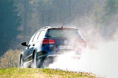 Testing the new VW Passat Alltrack 2.0 TDI