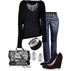 """Untitled #233"" by mzmamie on Polyvore"