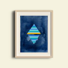 Pyramid Reflections I is a premium quality giclee print on archival paper. A fine art print of an original painting / design made with ink and gouache. Framed Art Prints, Fine Art Prints, Paint Designs, Gouache, Giclee Print, Reflection, Original Paintings, Ink, Abstract