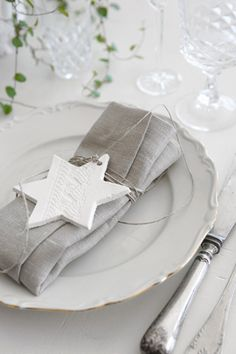 Christmas table setting » PS by Dila | PS by Dila - Your daily inspiration
