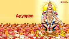 Ayyappa HD Wallpaper Backgrounds, Wallpapers, Photos For Facebook, Wallpaper Free Download, Pictures Images, Desktop, Lord, Instagram, Desk