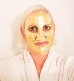 Knesko 24K Gold Mask